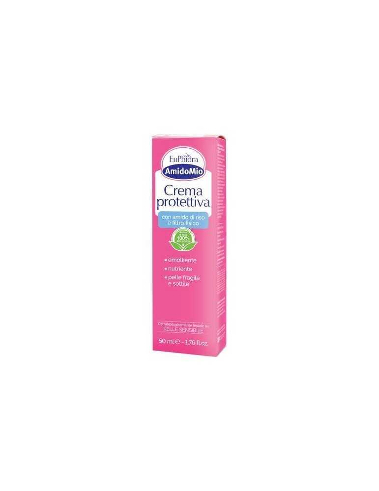 Euphidra amidomio crema protettiva 50ml 906780655