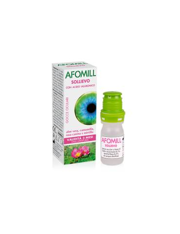 Afomill Sollievo Occhi 10ml 940830247