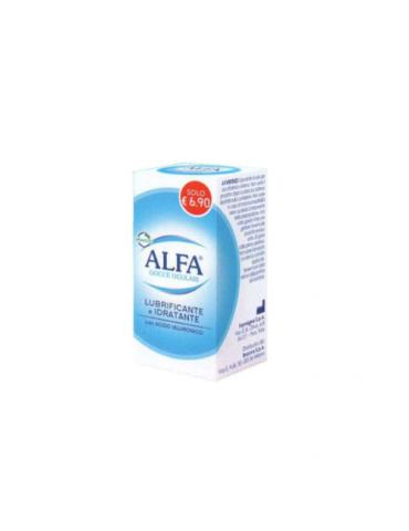 Alfa Collirio Lubrificante 10ml DOMPE' FARMACEUTICI SpA971242247 DOMPE' FARMACEUTICI SpA
