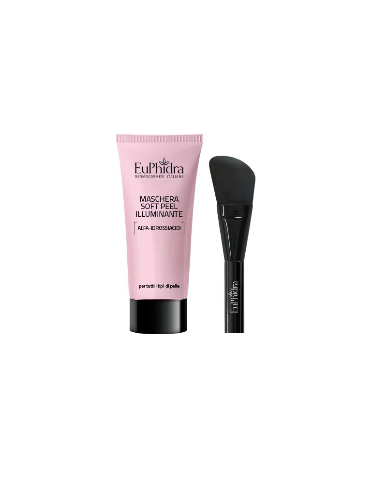EuPhidra Maschera Soft Peel Illuminante con pennello applicatore 75ml 941783995