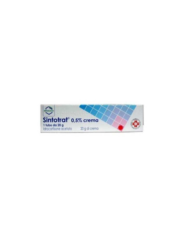 Sintotrat Crema Dermatologica 20g 0,5% 025753017