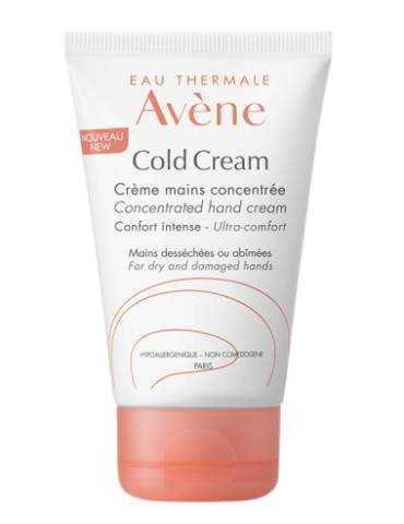 Avene Cold Cream Crema Mani Concentrato ultra-comfort 50ml 935742294