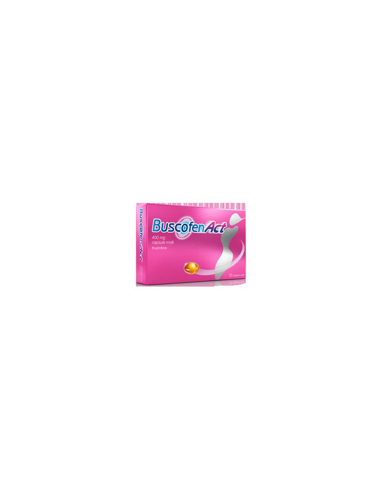 Buscofenact 400g 12 compresse 041631021