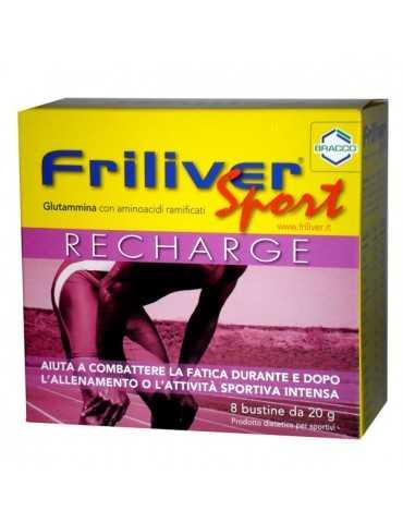Friliver Sport Recharge 8 bustine 939464347