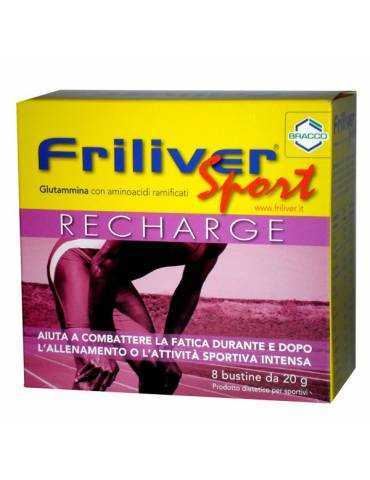 Friliver Sport Recharge 8 bustine Bracco939464347 Bracco