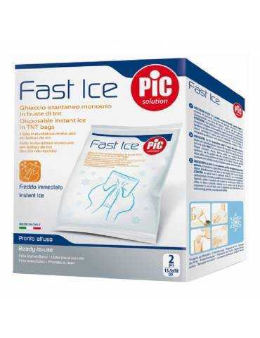 PIC GHIACCIO ISTANTANEO MONOUSO 2 PZ FAST ICE 912316635