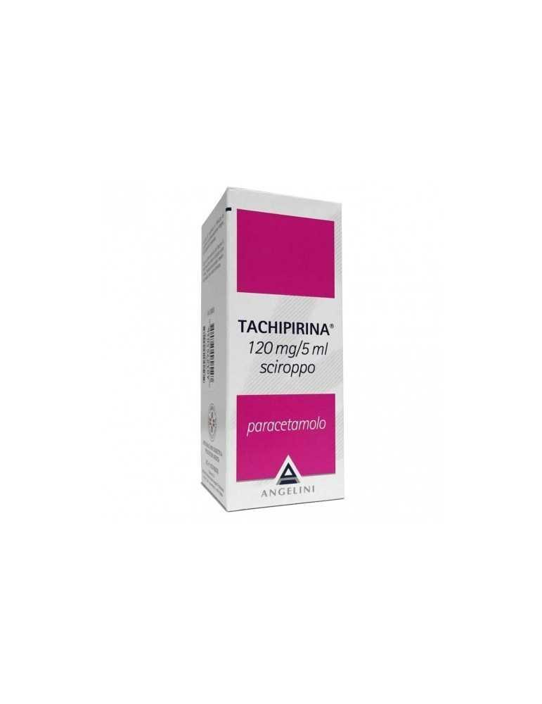 Tachipirina Sciroppo 120mg/5ml con bicchierino dosatore 012745016