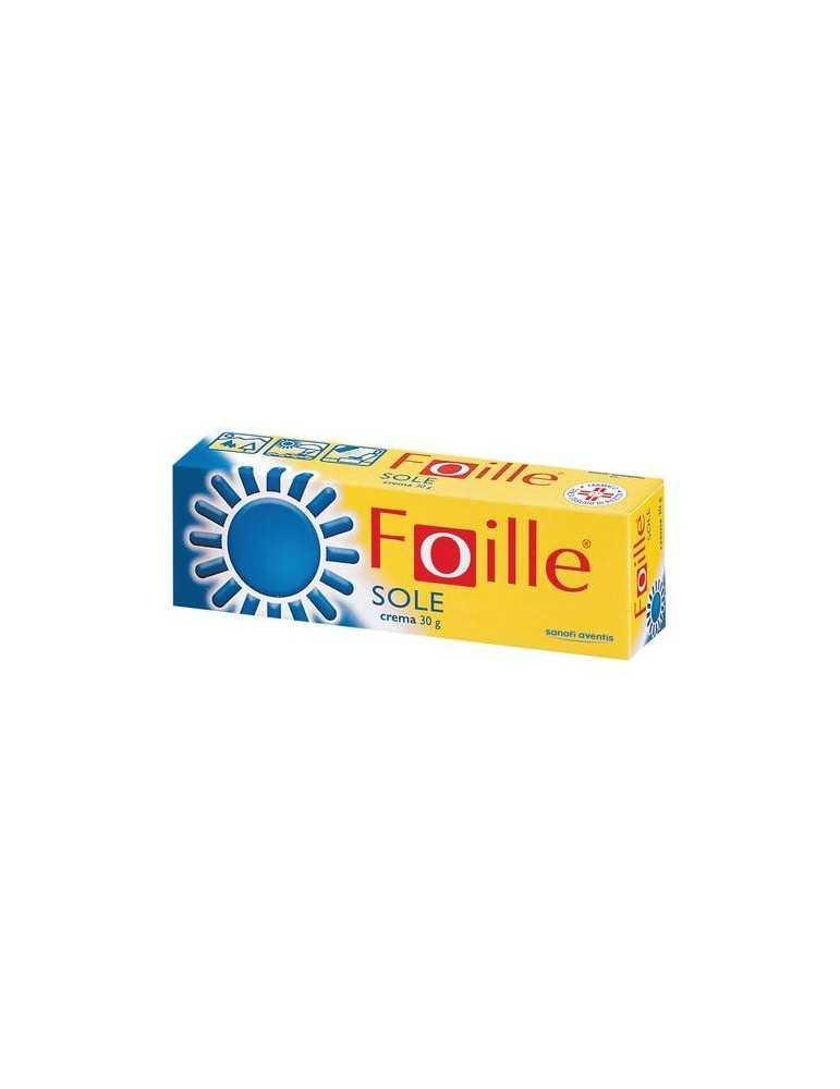Foille Sole Crema 30g 027546011