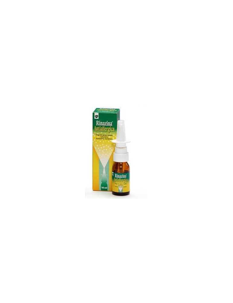 Rinazina Antiallergico Spray Nasale 10ml 041174020