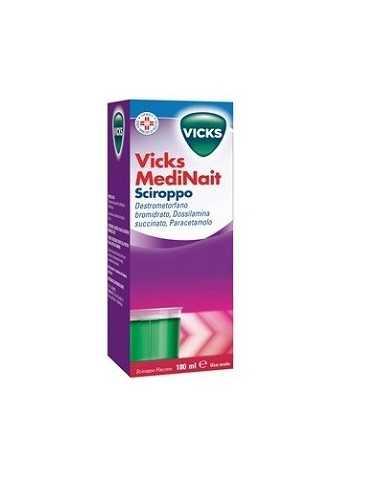 Vicks Medinait raffreddore...