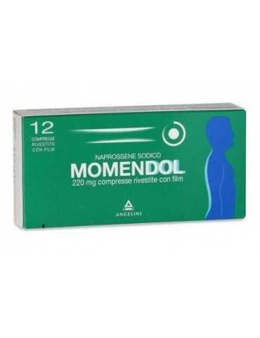 Momendol 12 compresse 220mg ANGELINI SpA025829084 ANGELINI SpA