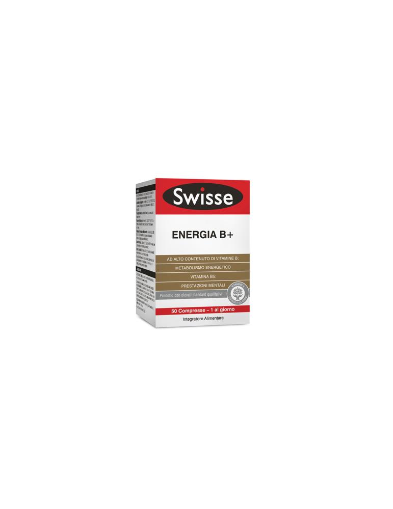 Swisse energia B+ 50 compresse 970420042