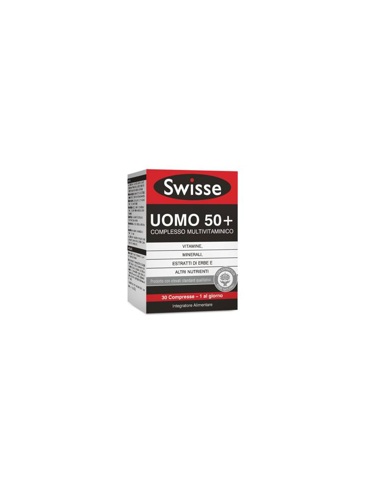 Swisse Uomo 50+ 30 compresse 975817988