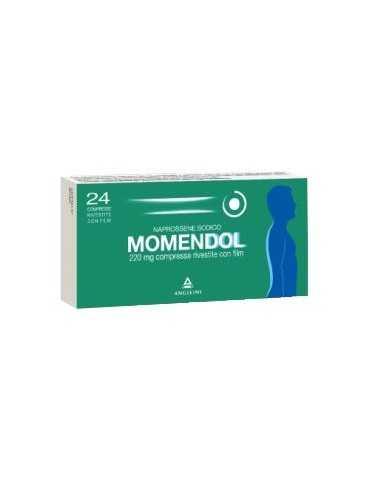 Momendol 24 compresse 220mg 025829185
