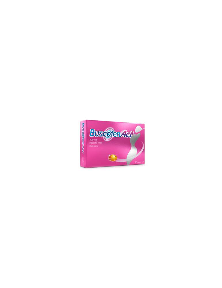 Buscofenact 400g 20 compresse 041631033