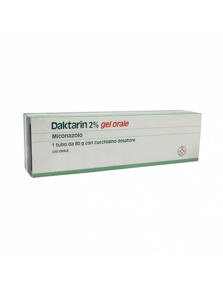 Daktarin Gel Orale 80g 20mg/g 044137014