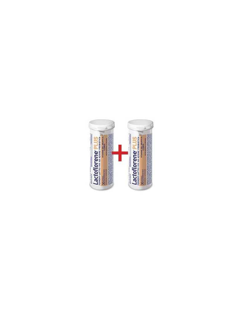 Lactoflorene Plus Fermenti lattici vivi bipack 30 + 30 capsule 939059731