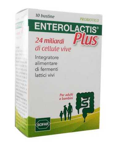 Enterolactis Plus...