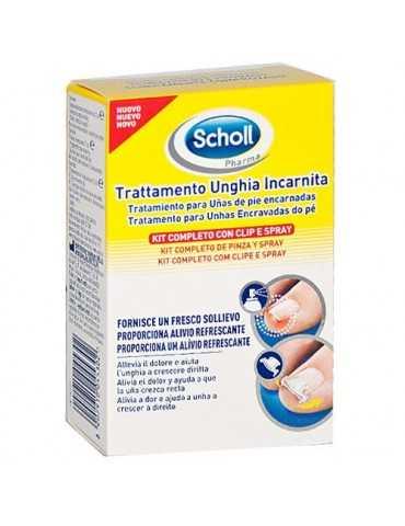 Dr.Scholl Kit Trattamento unghia incarnita Dr. Scholl