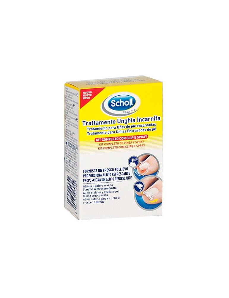 Dr.Scholl Kit Trattamento unghia incarnita 9719806100