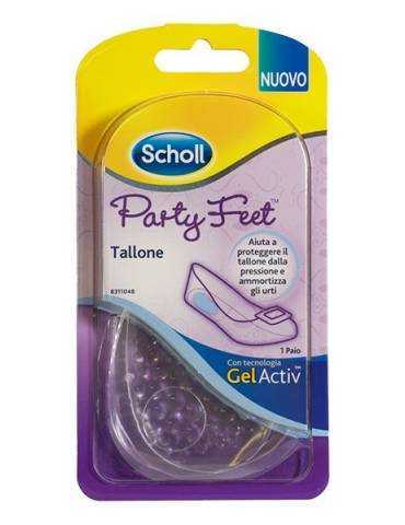 Scholl Party Feet Tallone Cuscinetti Ultraslim In Gel 912380262