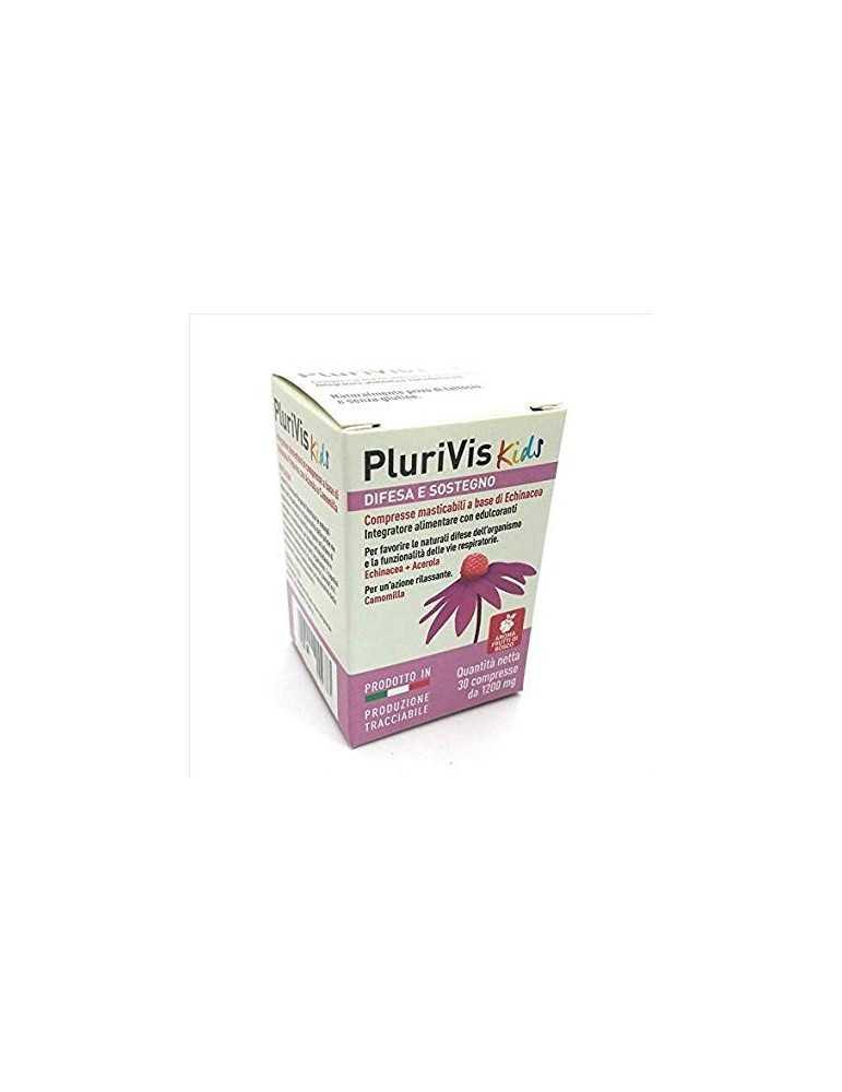 Plurivis Kids Echinacea 30 Compresse Masticabili 974505164