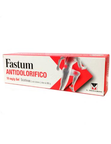Fastum Antidolorifico 1% gel 100gr 040657025