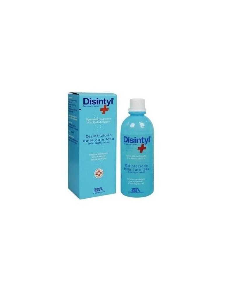 Disintyl Antisettico e Disinfettante 200ml 033106030