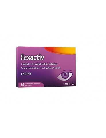 Fexactiv Collirio 10...