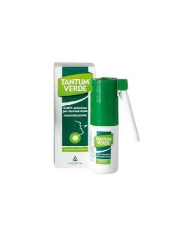 Tantum Verde Soluzione 0,15% Da Nebulizzare 30ml Angelini