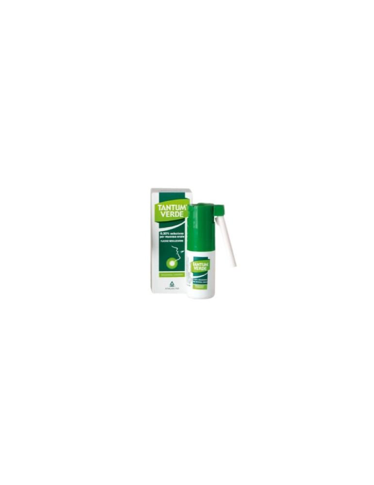 Tantum Verde Soluzione 0,15% Da Nebulizzare 30ml 022088064