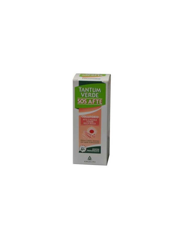 Tantum Verde Sos Afte Collutorio afte piccole lesioni della bocca 120ml 940086313