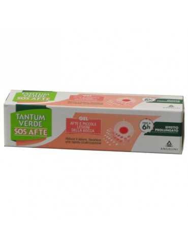 Tantum Verde SOS Afte Gel afte e piccole lesione della bocca 940086349