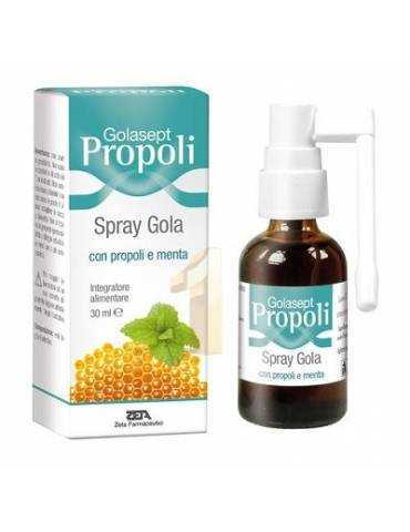 GOLASEPT PROPOLI SPRAY GOLA ADULTI 30 ML Euphidra