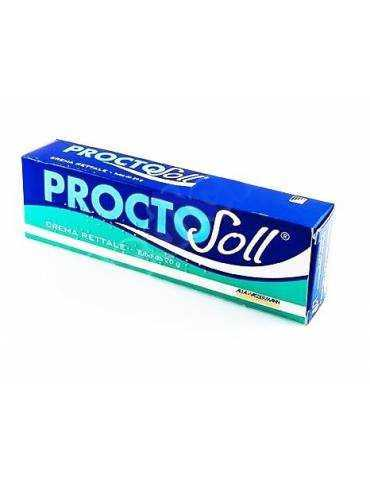 Proctosoll Crema Rettale 20g ALFASIGMA SpA 027377011 Antiemorroidali uso topico