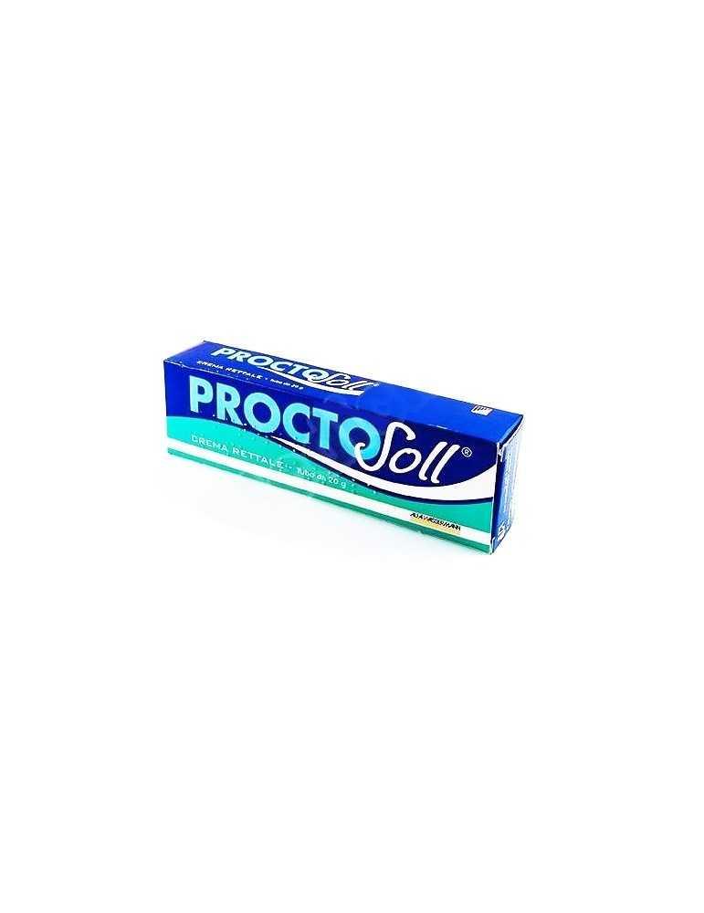 Proctosoll Crema Rettale 20g 027377011