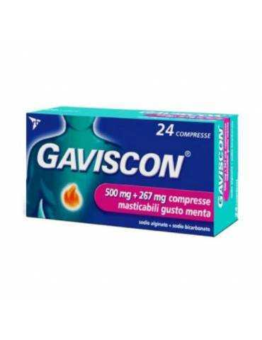 Gaviscon 24 compresse...