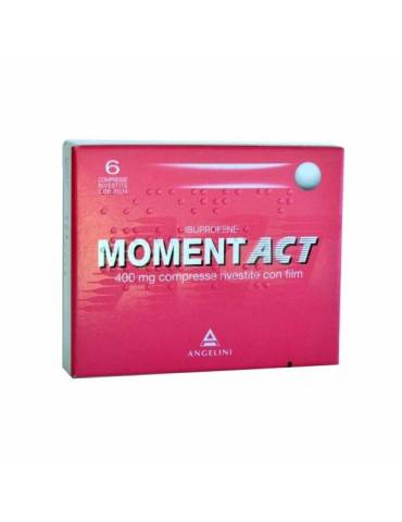 Moment act 400mg analgesico...