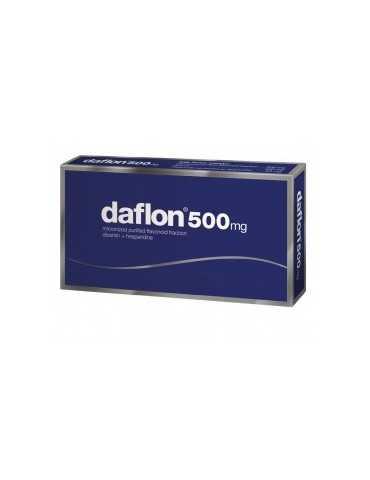 Daflon 500mg Fragilità Capillare 60cpr 023356049