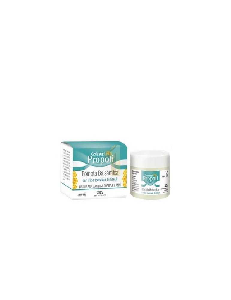 GOLASEPT FLU PROPOLI - POMATA BALSAMICA - 50 ML 935240907