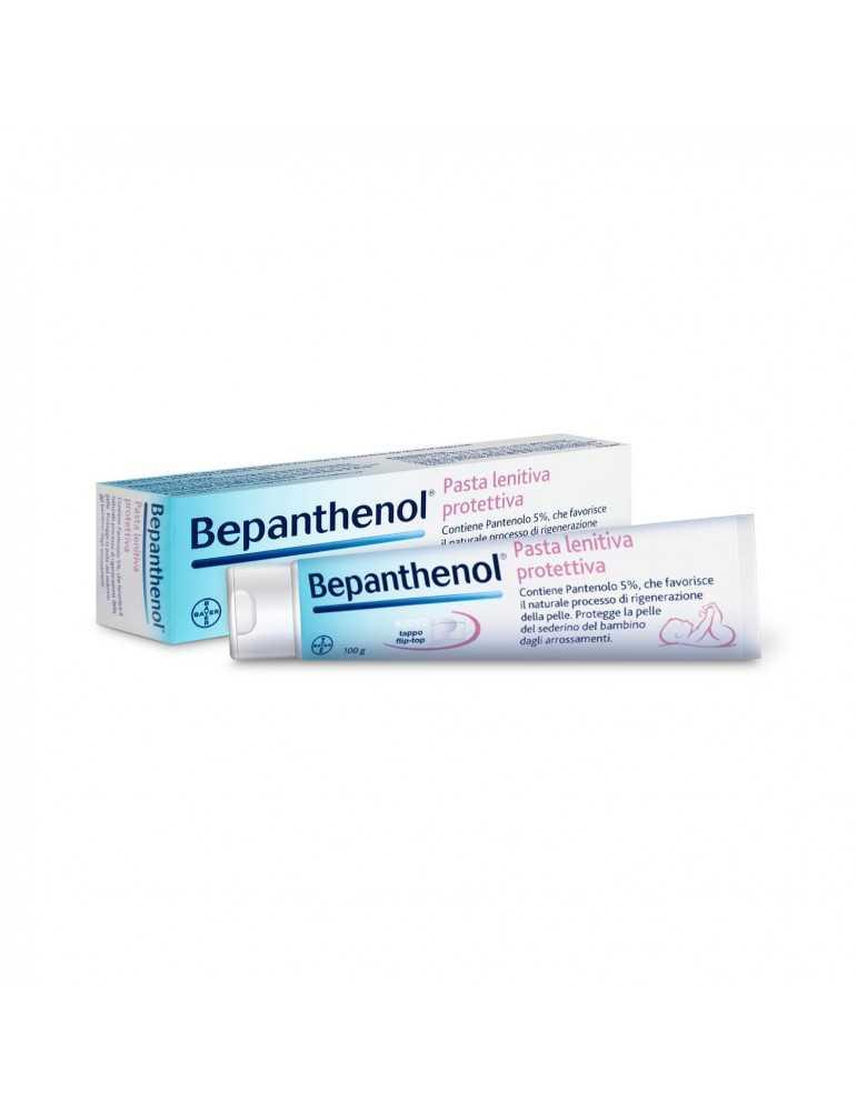 Bepanthenol Pasta lenitiva protettiva 100g 900059991