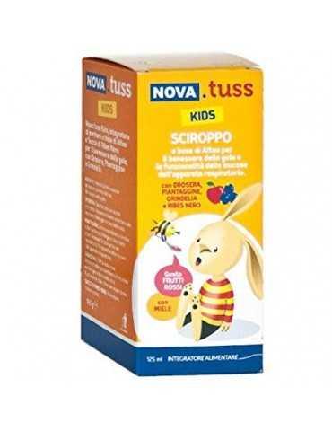 NOVA TUSS KIDS SCIROPPO 160g Nova Argentia935128456 Nova Argentia