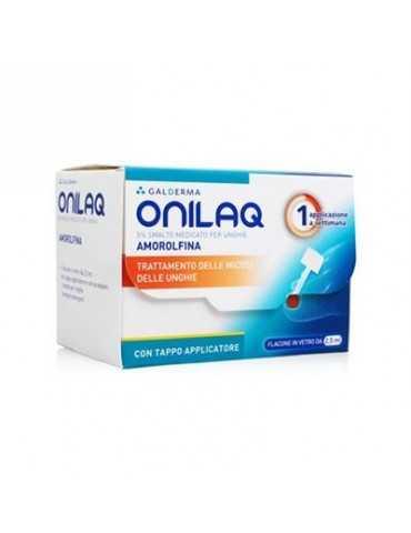 ONILAQ 5% Smalto Medicato per Unghie 2,5 ml 041906037