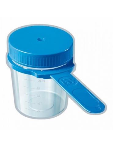 Pic Steril Box Contenitore Urina 100ml Sottovuoto 923489049