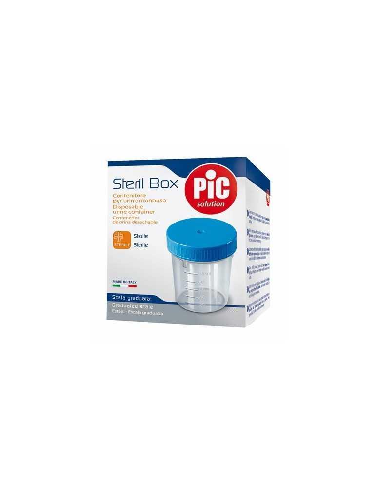 Pic Solution Steril Box Contenitore Urine 100 ml 906086879