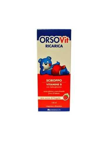 OrsoVit Ricarica sciroppo 150ml 935681799
