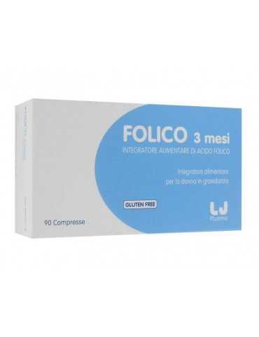 Folico 3 Mesi 90 Compresse 904804198