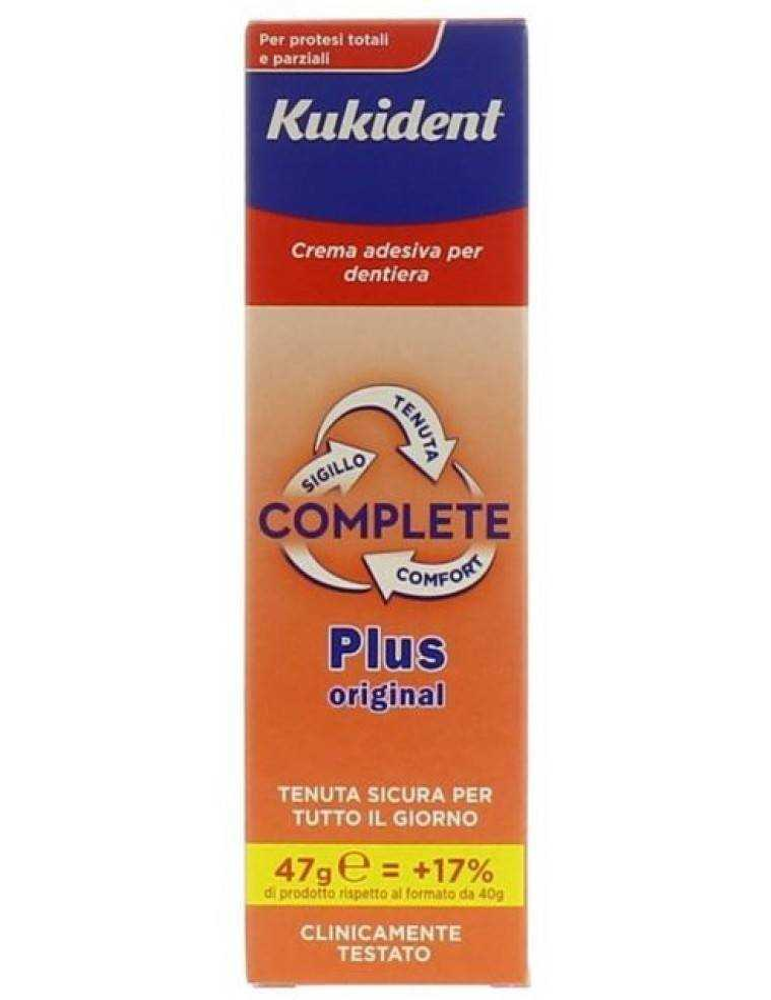 Kukident Plus Complete Original 47 gr 922199702