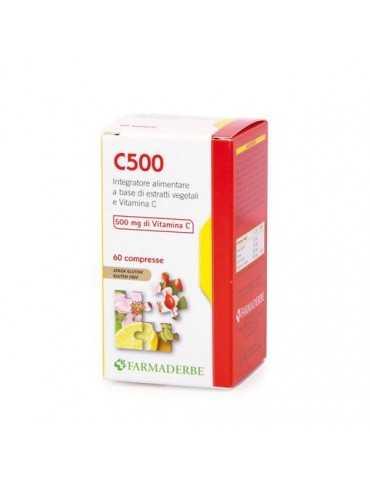 Farmaderbe C500 60cpr 902880069