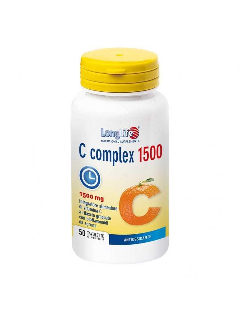 Longlife Vitamin C complex 1500 908223985